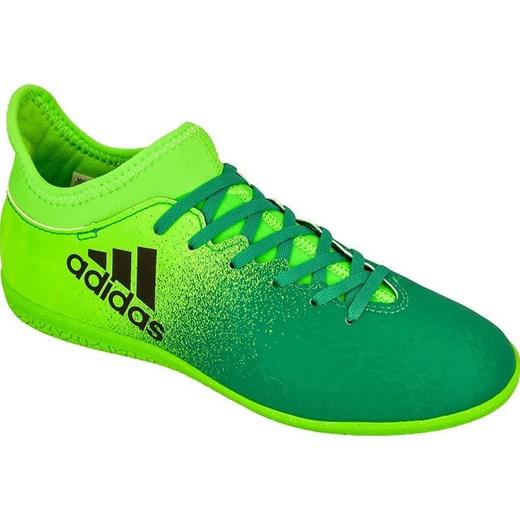 best loved 92041 cce99 Buty halowe adidas X 16.3 IN Jr BB5871 zielony Adidas 28 Cenga.pl ...