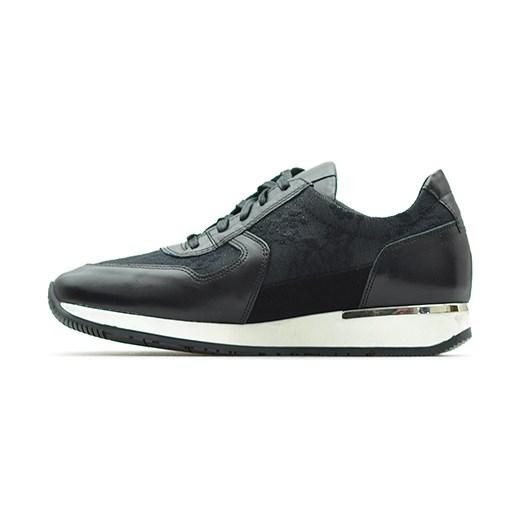 6500c38b8d938 ... Półbuty Karino 2488/076-P Czarny Karino szary Arturo-obuwie ...