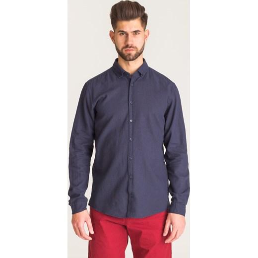786402b438278 Granatowa koszula Joop Jeans Heli Joop! Jeans XXL Velpa.pl ...