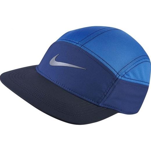 Czapka z daszkiem Nike Zip AW84 Running Hat M 778363 455 Cenga.pl