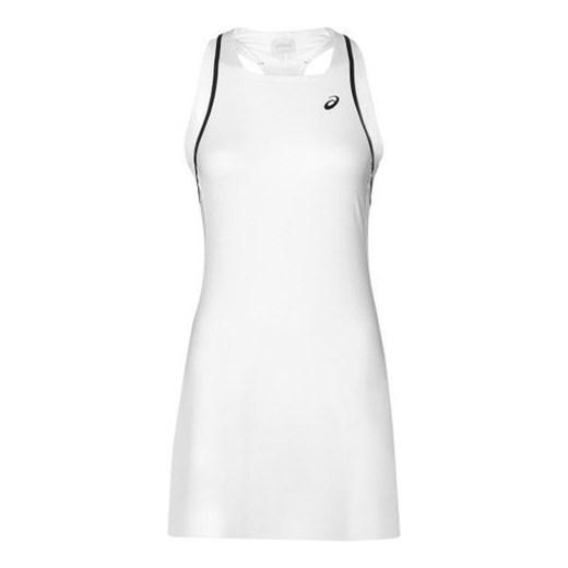 98bb86dbaea7bb Damska sukienka tenisowa Asics Gel-Cool Dress - brilliant white bialy  Strefa Tenisa w Domodi