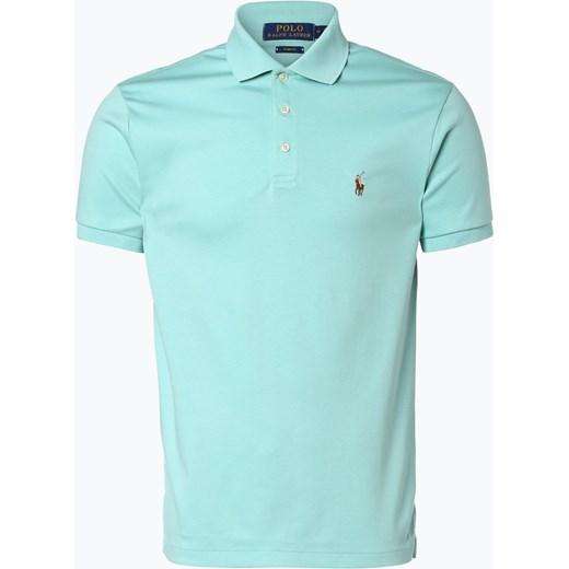 6a979ed61d20c7 Polo Ralph Lauren - Męska koszulka polo, zielony vangraaf w Domodi