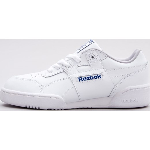 7e3884779f4d3 Białe buty sportowe damskie Reebok workout w Domodi