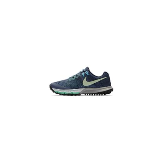 brand new 6ad70 182a0 Damskie buty do biegania Nike Air Zoom Terra Kiger 4 - Niebieski Nike 4.5