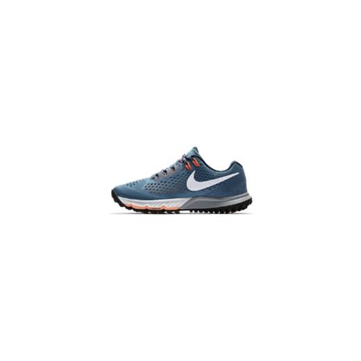 pretty nice 2e62d 21ec1 Damskie buty do biegania Nike Air Zoom Terra Kiger 4 - Niebieski zielony
