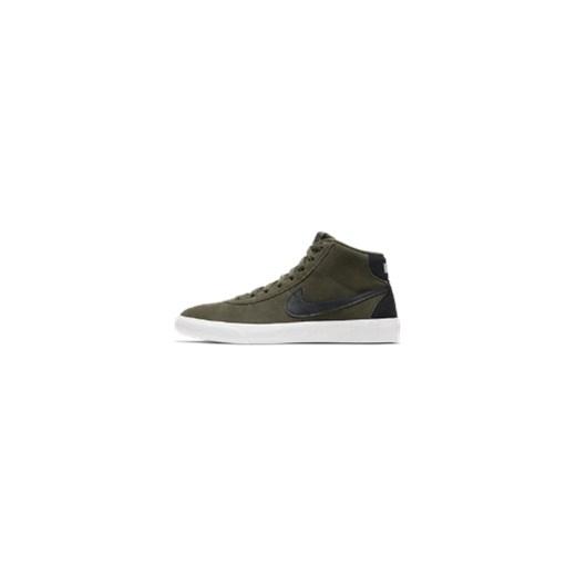 the latest 1c510 54c31 Damskie buty do skateboardingu Nike SB Bruin High - Oliwkowy Nike szary 7