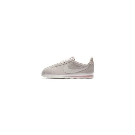pretty nice e08f3 7ee64 Buty damskie Nike Classic Cortez Suede - Kremowy szary Nike 8.5