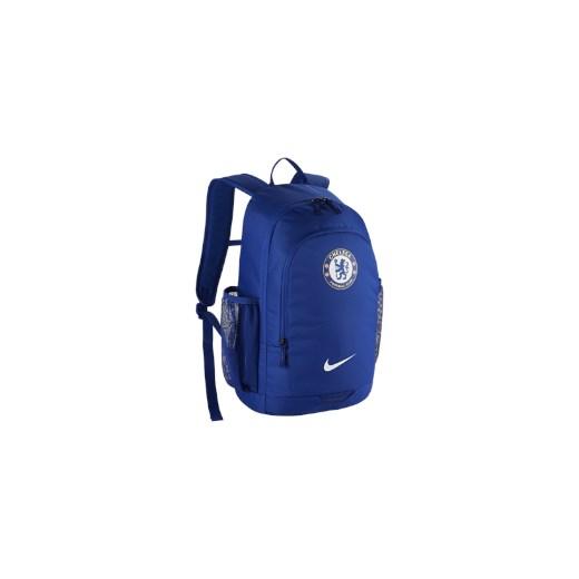 e9e1211ef Plecak piłkarski Chelsea FC Stadium - Niebieski Nike niebieski One Size