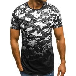c7d5dd4feed4 Szare t-shirty męskie ozonee.pl