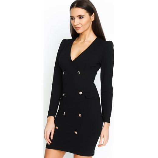 5fd0fc3ad5 Czarna Sukienka Island Dream Renee czarny uniwersalny Renee odzież ...