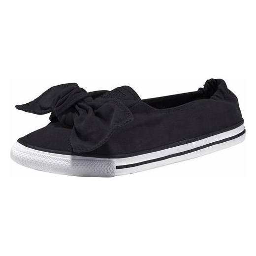 c97cf118fedd8 Trampki slip on 'Chuck Taylor All Star Knot' czarny Converse 37 AboutYou ...
