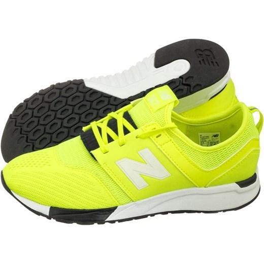 99724d690b4 Buty Sportowe New Balance KL247C8G Żółte (NB244-b) zolty New Balance 37 1