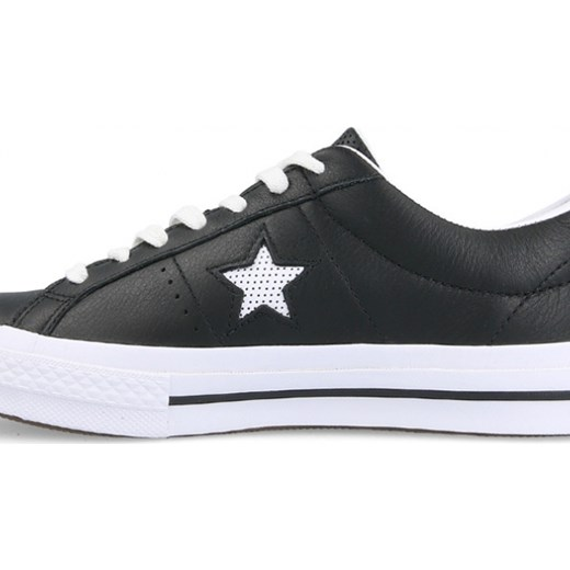 Buty męskie sneakersy Converse One Star Perforated Leather 158465C