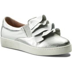 83476b49 Białe buty damskie eksbut, lato 2019 w Domodi