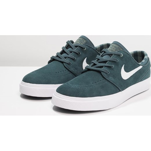 1059d9b847086 ... Nike SB ZOOM STEFAN JANOSKI Tenisówki i Trampki deep jungle/white/clay  green/ ...