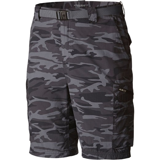 8ec8afbdef4f9c ... Szorty Columbia Silver Ridge Printed DM-12 - Black Camo (AM4723-011)