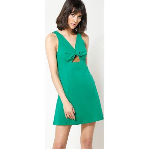 3cf39fb9e7 Zielona Sukienka Hello Girl! Renee uniwersalny Renee odzież ...