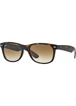 OKULARY RAY-BAN® NEW WAYFARER RB 2132 710/51 55 Ray-ban® brazowy Aurum-Optics - kod rabatowy