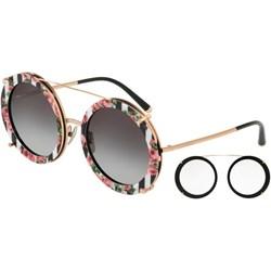 7c42d2860e01 Okulary przeciwsłoneczne damskie retro dolce   gabbana z darmową ...