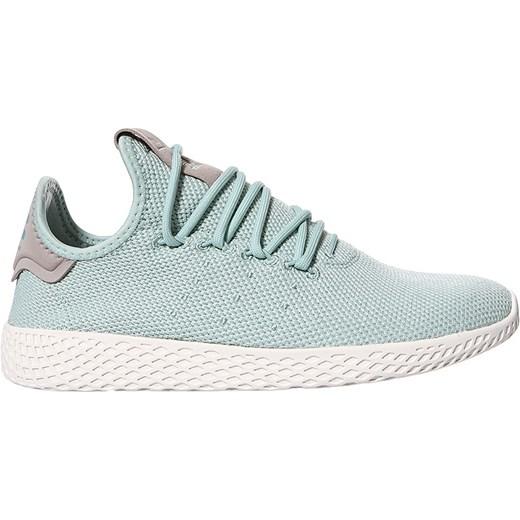 size 40 6542f 06e2c Damskie snekaersy adidas Pharrell Williams Tennis Hu DB2557 zielony Adidas  Originals 38 retrokicks