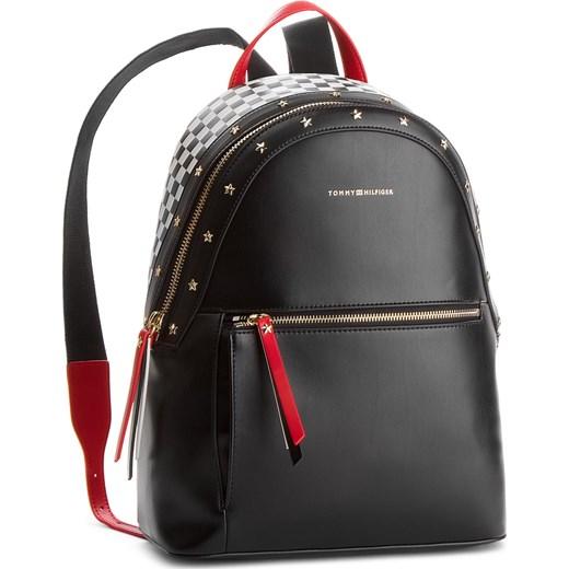 c565f2deb7336 Plecak TOMMY HILFIGER - Backpack Icon AW0AW05280 904 Tommy Hilfiger  eobuwie.pl