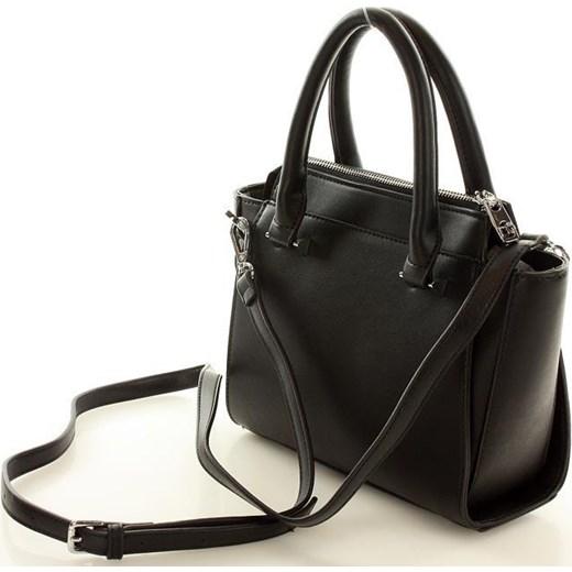 6bbf68fb09513 ... Mini kuferek torebka czarna HARMONY Nobo czarny One Size merg.pl  wyprzedaż ...