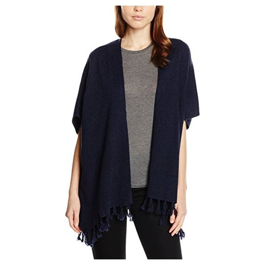 Broderie Lace Shell, Blouse Femme, Multicolore (Navy 200), 34Dorothy Perkins