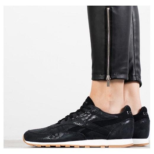d54460458d7ad Buty damskie sneakersy Reebok Classic Leather Clean Exotic BS8229  sneakerstudio.pl