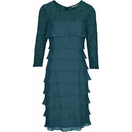 e64fc7f965 Sukienka koktajlowa Ashley Brooke By Heine AboutYou w Domodi
