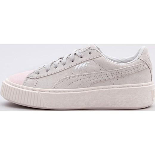 PUMA Puma Platform Glam Sneakersy Dziecięce 364921 06