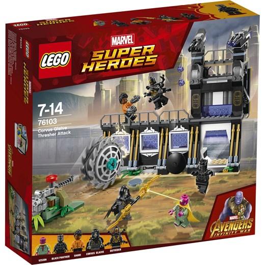 Klocki Lego Marvel Atak Corvusa Glaivea 76103 Oficjalny Sklep