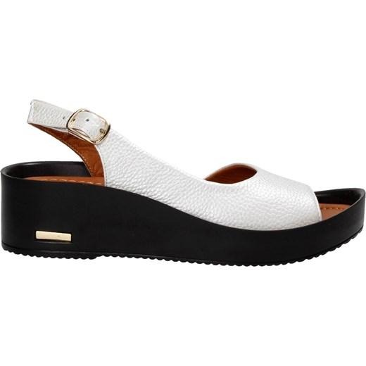 d9a0c41b9ad15 Czarny Boccato Shoes Wojtowicz Mawo Damskie Białe Sandały Awangarda xwqCZwf7
