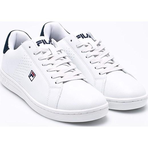 733065ed5d518 Fila buty sportowe męskie jesienne skórzane sznurowane w Domodi