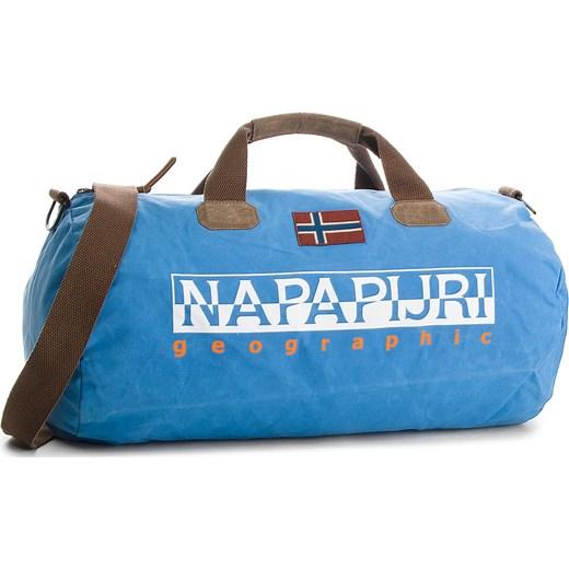 c1dd14108c32b Torba NAPAPIJRI - Bering 1 N0YGOR Lighy Blue Napapijri niebieski eobuwie.pl