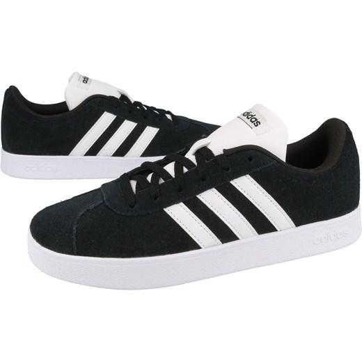 buty Adidas damskie VL Court 2.0 K DB1827 38 Skechers czarny SMA