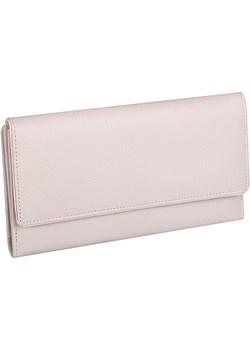 Portfel Damski Skórzany Zabezpieczenie Kart RFID Szary Różowy Telefon Koruma®  Koruma ID Protection - kod rabatowy