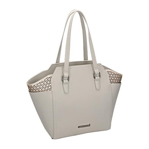 9ed1f93c96d4c Monnari duża biała torebka damska shopper BAG 1000-000 W18 Monnari rinkopl  ...