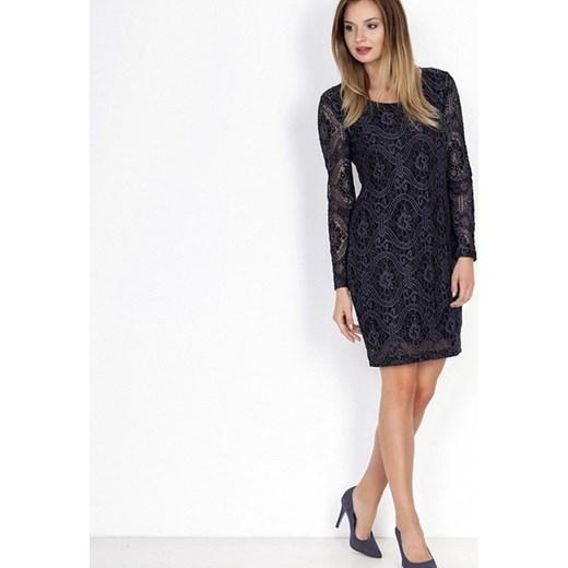 67cf0560cf r.40-50Modna koronkowa kobieca elegancka sukienka -- Infinity zł  DaWanda