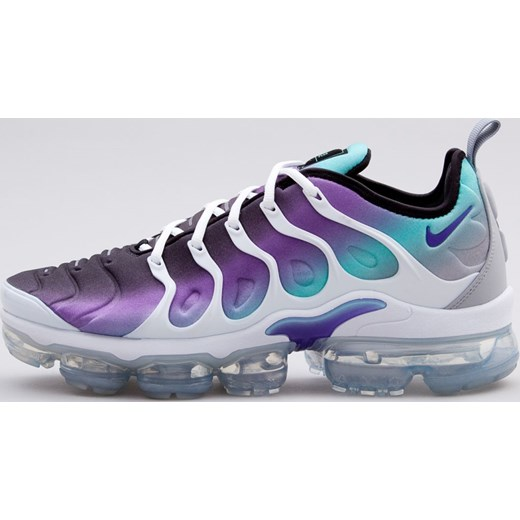 new product fbf8f ba456 AIR VAPORMAX PLUS 924453-101 fioletowy Nike runcolors.pl w Domodi