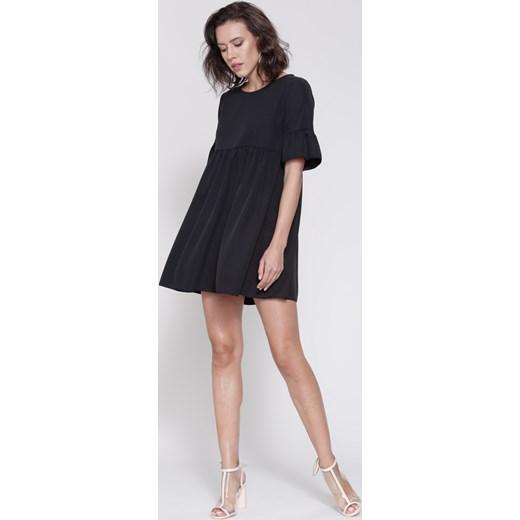 1659f84dd1 Czarna Sukienka My Heart Renee L XL Renee odzież ...