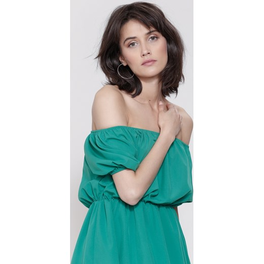 90dd368ebe Zielona Sukienka Bones Renee L XL Renee odzież ...