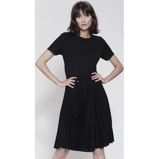 fdfb71af57 Czarna Sukienka I Need You Renee uniwersalny Renee odzież ...