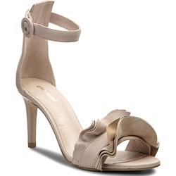 1966073842a2c Brązowe sandały damskie gino rossi, wyprzedaż w Domodi