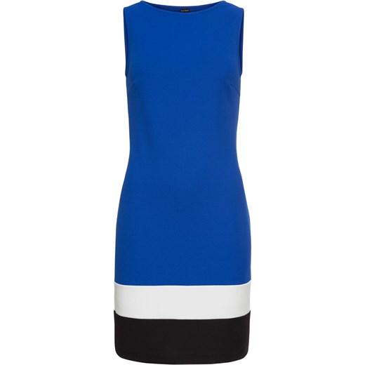 edfc2707e2 Sukienka z dżerseju kontrastowymi paskami BODYFLIRT bonprix w Domodi