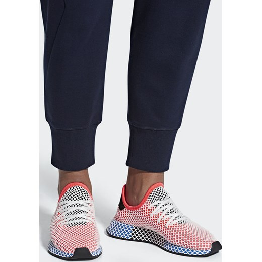 137e468cb62a9 ... Buty męskie adidas Deerupt Runner Solar Red CQ2624 Adidas Originals 43  adrenaline.pl ...