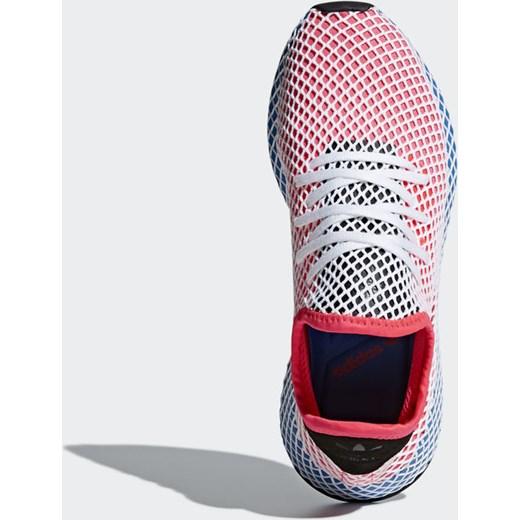 outlet store 43193 70d15 ... Buty męskie adidas Deerupt Runner Solar Red CQ2624 Adidas Originals 41  adrenaline.pl ...