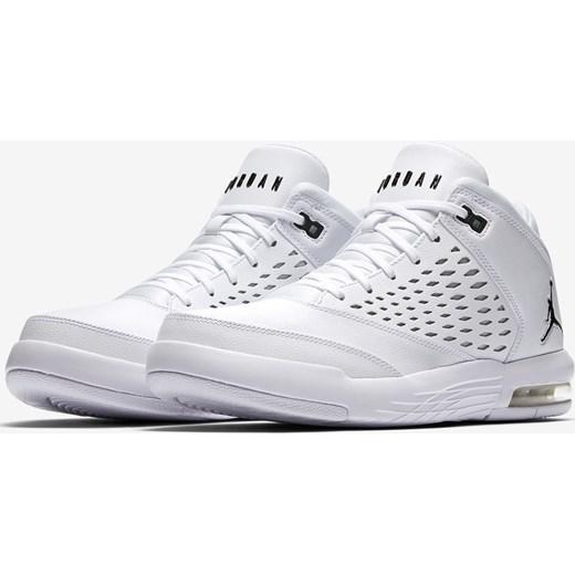 80ce956b Buty męskie Jordan Flight Origin 4 White/Black 921196 100 Nike  adrenaline.pl w Domodi