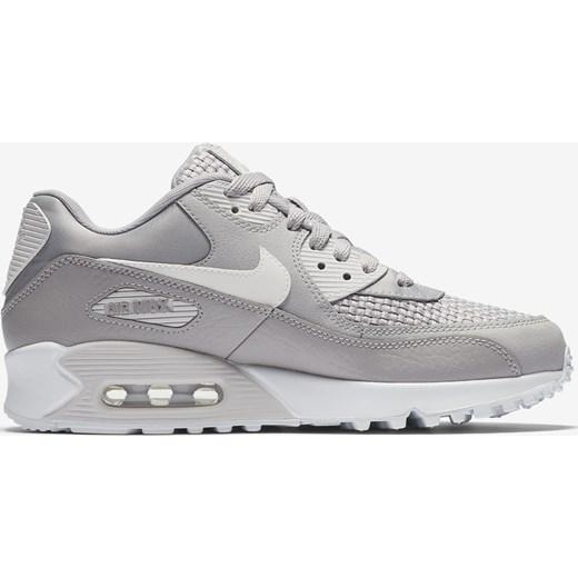 Buty damskie Nike Air Max 90 Grey 881105 005 adrenaline.pl