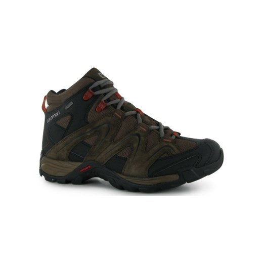 Salomon Vandon Md GTX Mens Walking Boots FACTCOOL