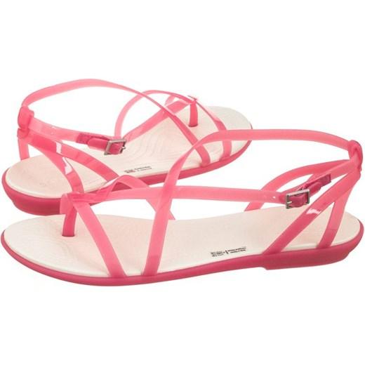8fca9473a3c Sandały Crocs Isabella Gladiator Sandal W Paradise Pink 204914-6NS (CR144-c)